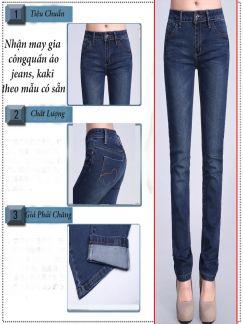 Bán sỉ Quần Jean nữ giá rẻ 14.06- G120