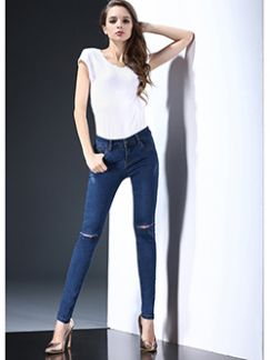 Bán buôn quần jean nữ cao cấp giá rẻ 112.135- G120