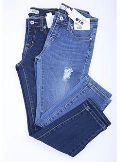 Bỏ sỉ quần jean nữ Topshop cạp cao 12818