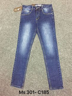 Bán sỉ quần jean xanh đen giá rẻ MS301