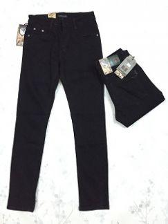Bỏ sỉ Quần jean đen trơn nam skinny MS01-L150