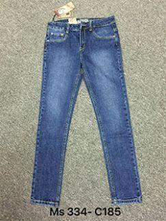 Bỏ sỉ Quần jean nam skinny MS334-D185
