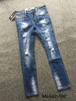 Quần jean nam skinny rách giá rẻ PG MS422-G190