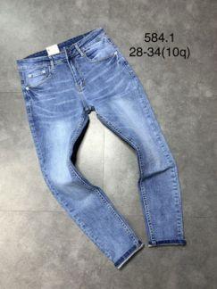 Quần jean dài nam QJ584.1