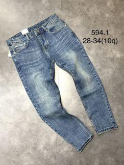 Quần jean dài nam QJ594.1