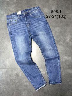 Quần jean dài nam QJ598.1