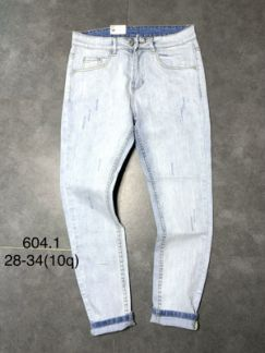 Quần jean dài nam QJ604.1