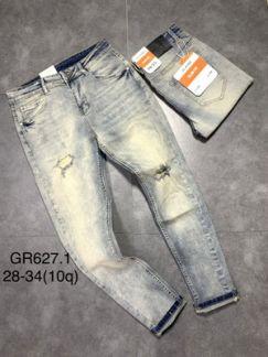 Quần jean dài nam GR627.1