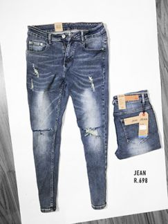 Quần jean dài 698