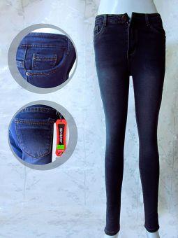 Bỏ sỉ Quần jean dài nữ 379- G120