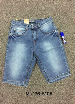 Bỏ sỉ quần short Jean Nam Giá Rẻ MS176 -D105
