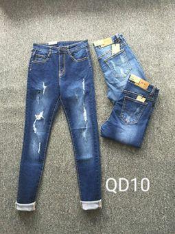 Bỏ sỉ Quần Jean nữ giá rẻ QD10