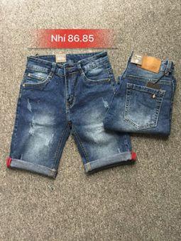 Quần sọt Jean nam Nhí S86.85