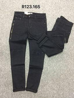 Quần jean nam đen 123.165