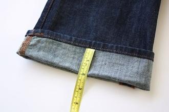 Mách bạn cách lên gấu quần jeans dễ dàng - 2