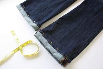 Mách bạn cách lên gấu quần jeans dễ dàng - 4