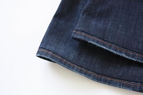 Mách bạn cách lên gấu quần jeans dễ dàng - 9