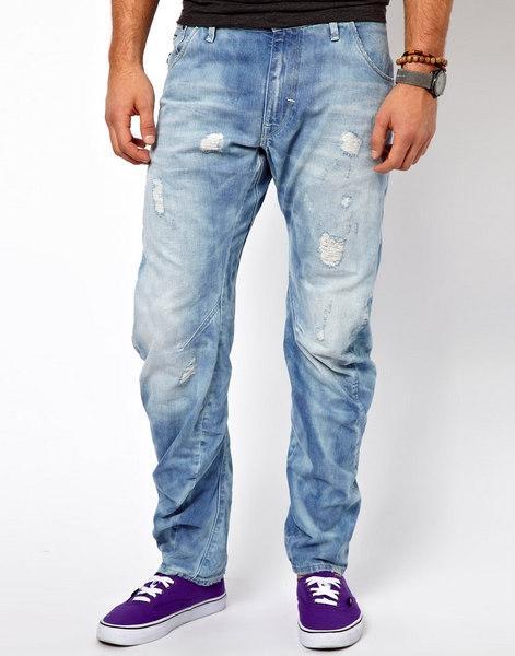 Phụ nữ nghĩ gì về style quần jeans của nam giới - 4