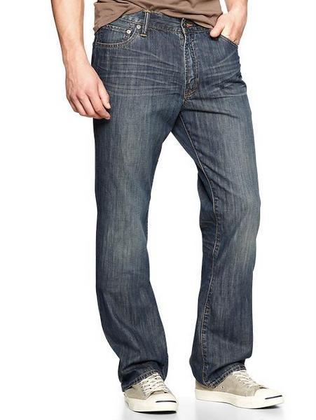 Phụ nữ nghĩ gì về style quần jeans của nam giới - 1