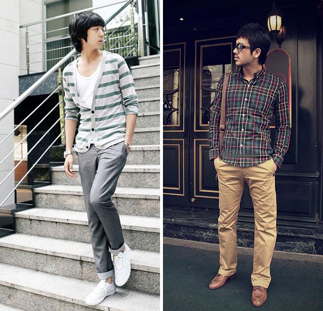 Tư vấn thời trang nam chọn quần jean cho người gầy - 5