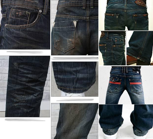 Tư vấn thời trang nam chọn quần jean cho người gầy - 8
