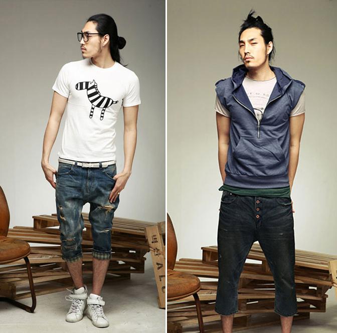 Tư vấn thời trang nam chọn quần jean cho người gầy - 12