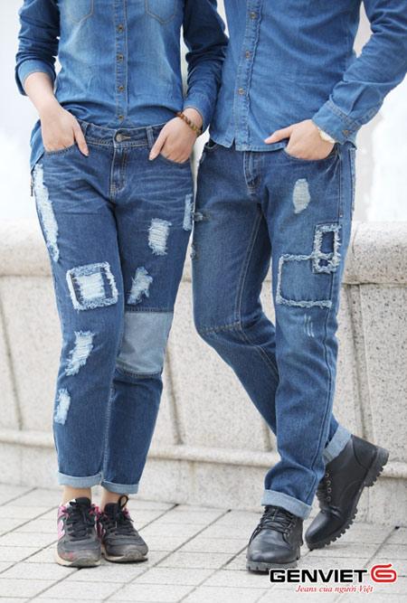 Hẹn hò với jeans - 6