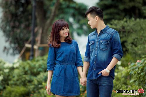 Hẹn hò với jeans - 4