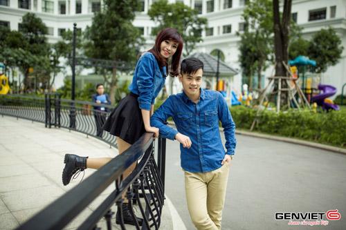 Hẹn hò với jeans - 2