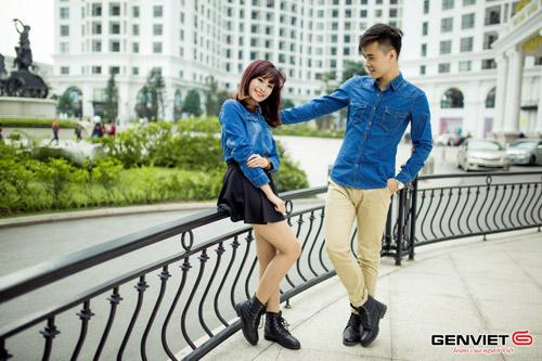 Hẹn hò với jeans - 1
