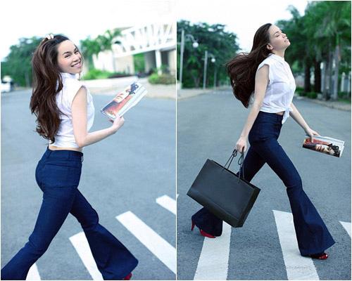 Tội tình chi lắm quần jeans ơi - 1