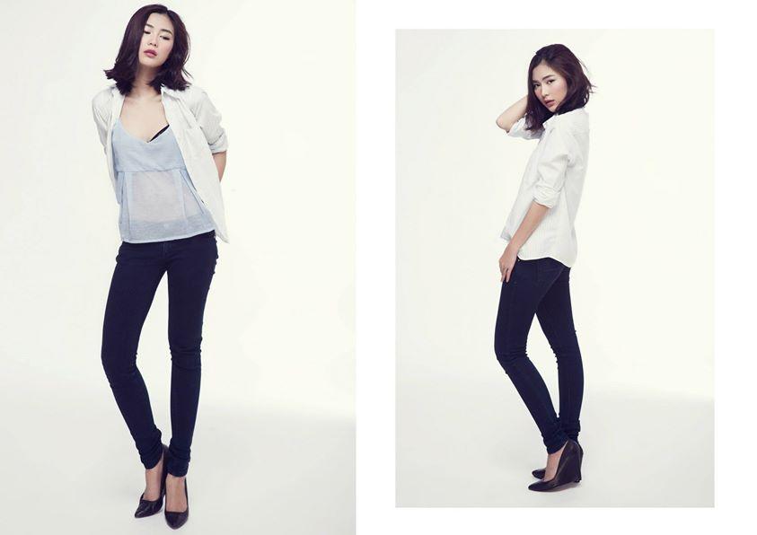 3 kiểu quần jeans cần có của một tiểu thư thành thị - 2