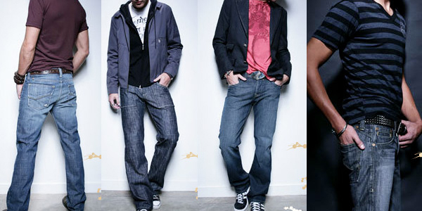 Chọn quần jeans thật chuẩn cho nam giới - 1