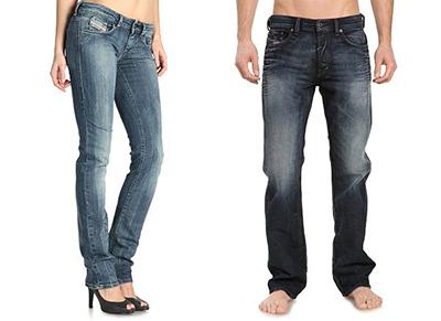 Đặc điểm của các kiểu dáng jeans - 2
