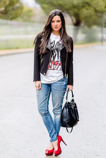 Trào lưu của jeans ôm sát skinny - 2
