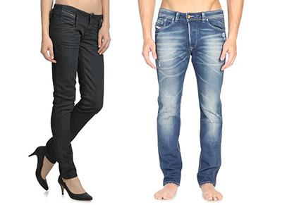 Đặc điểm của các kiểu dáng jeans - 5