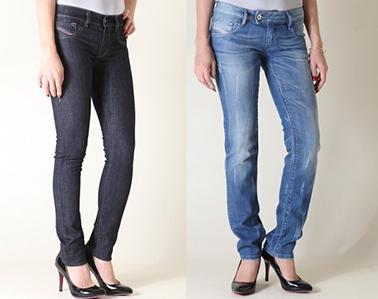 Trào lưu của jeans ôm sát skinny - 1
