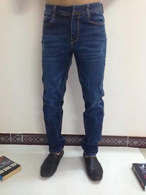 Quần jeans nam hàn quốc - 2