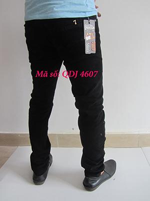 Quần jeans nam hàn quốc - 4