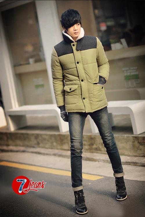 Những mẫu quần jean nam đẹp 2015 mang phong cách hàn quốc cho chàng trai đầy năng động cá tính - 6