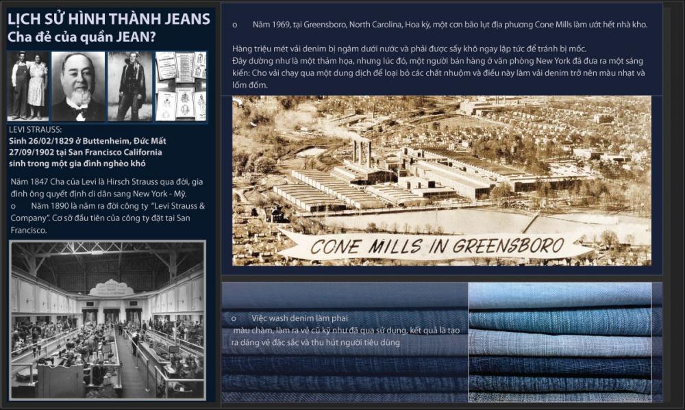 Lịch sử quần jean - 2