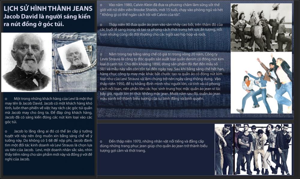 Lịch sử quần jean - 4