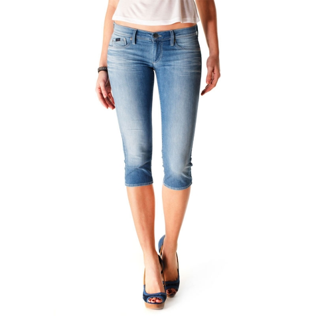 Đặt may quần jean theo mẫu - 5