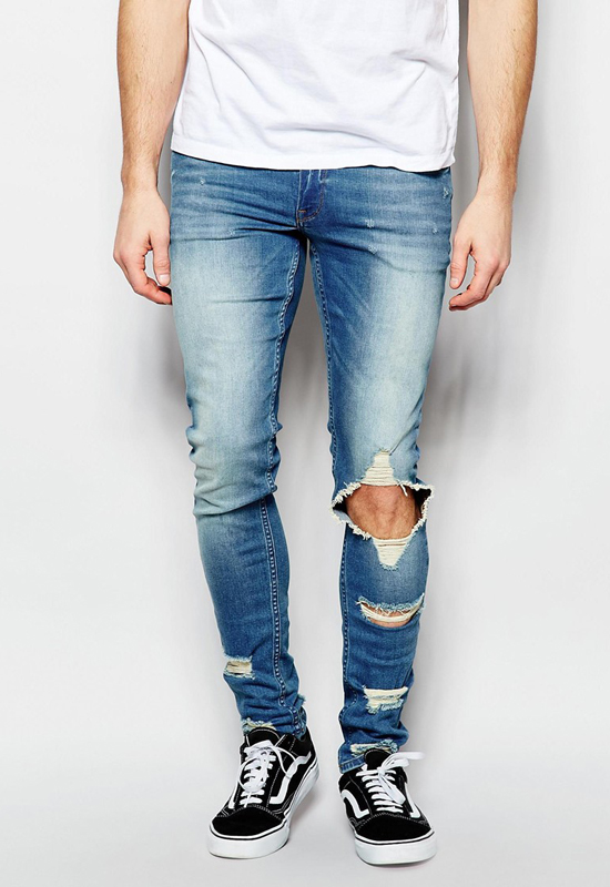 Nhận may quần jean theo xu hướng năm 2016 - 3