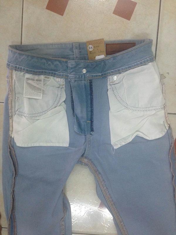 Thanh lý lô hàng 360 quần jean dài nữ xuất khẩu - 4