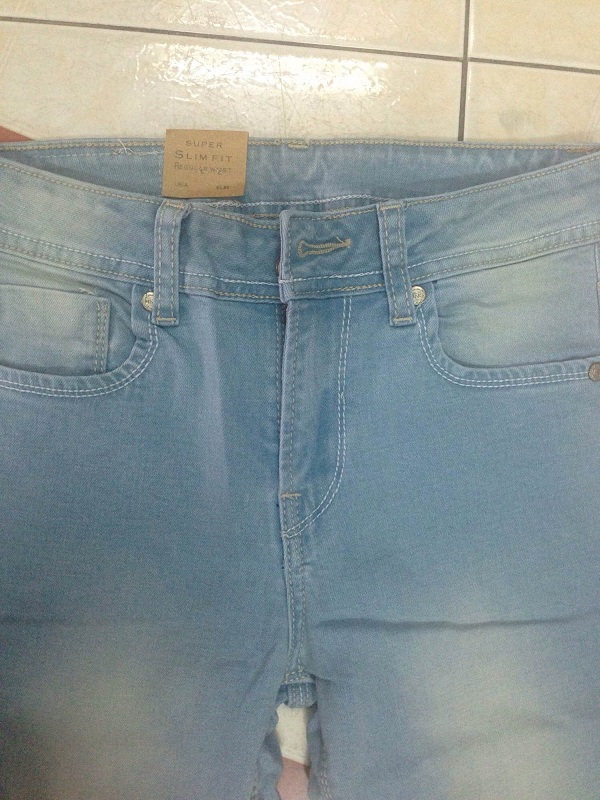 Thanh lý lô hàng 360 quần jean dài nữ xuất khẩu - 2