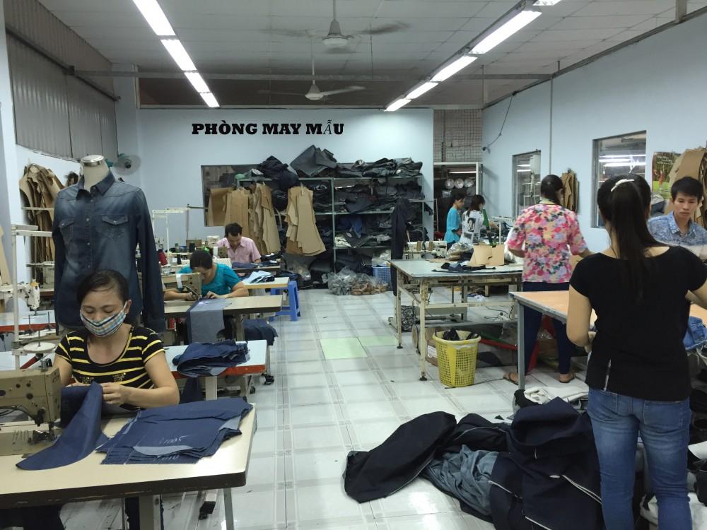Xưởng may quần jean cao cấp - 2