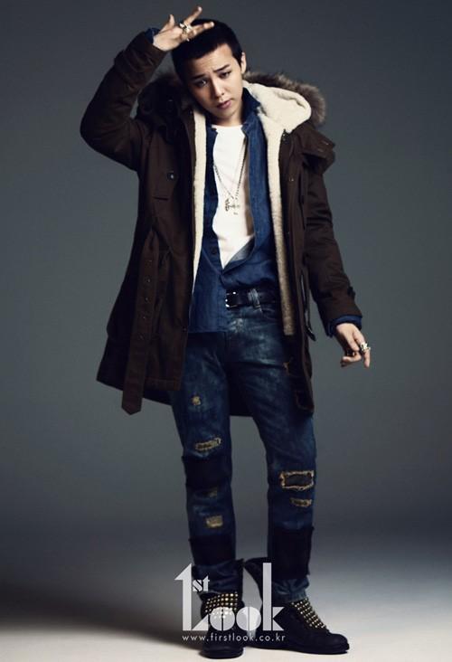 Bộ sưu tập jeans rách của thủ lĩnh big bang - 10