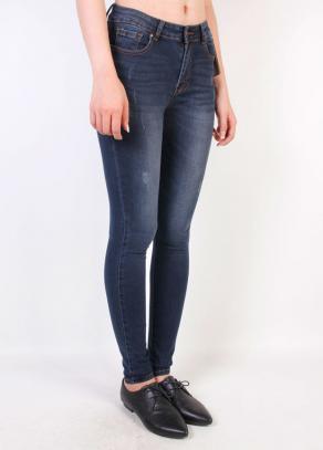 Bỏ sỉ Quần jean dài nữ Mango 06