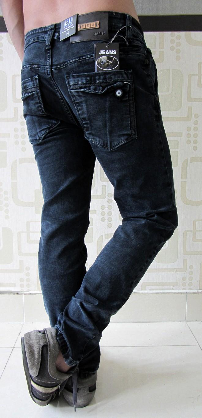 Bỏ sỉ Quần jean nam skinny 029 - E175